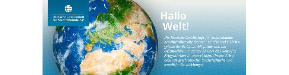 Deutsche Gesellschaft für Staatenkunde e.V.