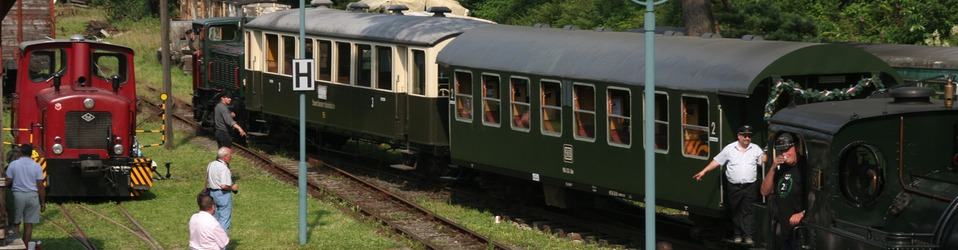 Märkische Museums-Eisenbahn e.V.  Sauerländer Kleinbahn