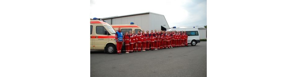 Bayerisches Rotes Kreuz Bereitschaft Erlangen 1