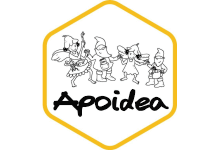 Apoidea favo bambini Kinderhude Bachstraße