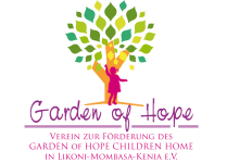 GARDEN of HOPE CHILDREN HOME in Likoni-Mombasa-Kenia