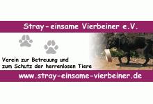 Stray - einsame Vierbeiner e.V.